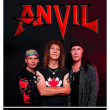 "Concert ANVIL ""Pounding The Pavement Tour 2018"" + Guest"