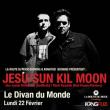 Concert JESU/SUN KIL MOON - le Divan du Monde à Paris - Billets & Places