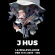 Concert J HUS à Paris @ La Bellevilloise - Billets & Places