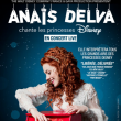 Concert ANAIS DELVA CHANTE LES PRINCESSES DISNEY