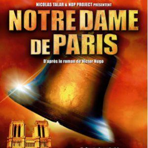 Spectacle NOTRE DAME DE PARIS