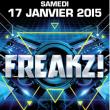 Soirée FREAKZ ! - CAEN @ LE CARGO - Billets & Places