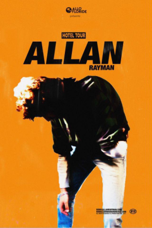 Concert ALLAN RAYMAN + GUEST à PARIS @ Badaboum - Billets & Places