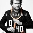 """Spectacle OLIVIER DE BENOIST """"0 / 40 ans"""""""