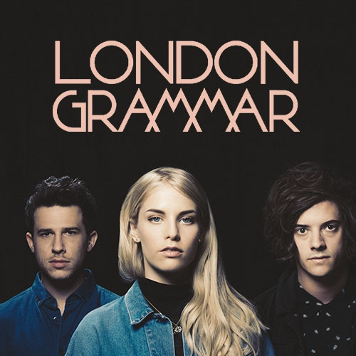 Billets London Grammar